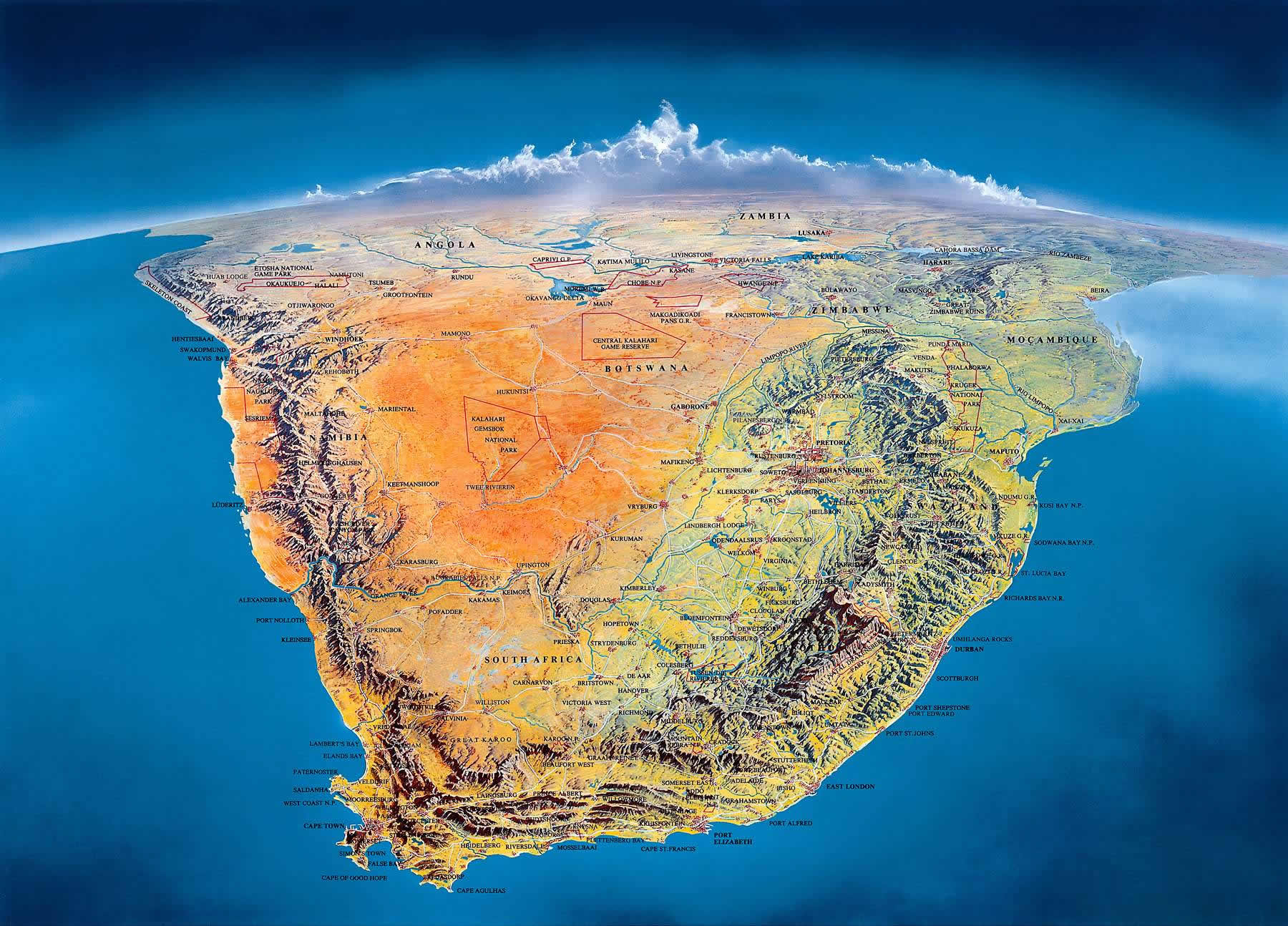 national seo campaign south africa