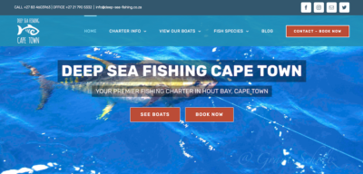 deep sea fishing cape town 1